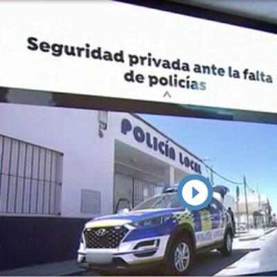 El Ayuntamiento de Marchena recurre a la seguridad privada ante las bajas masivas de la Policía local