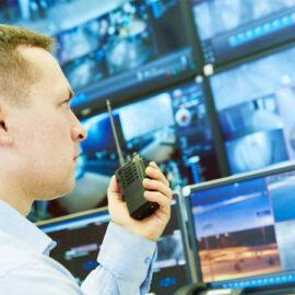 Vídeo verificación guiada por sensores de intrusión