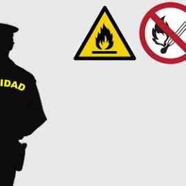Controlado un incendio en Las Majadas tres horas después de ser detectado por un vigilante de seguridad